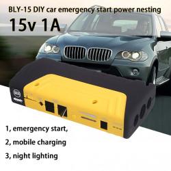 DIY Power Kit Multifunktions-USB-Starter-Notfallanzeige 300a 400a 500a 600a 50800mAh 12V