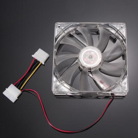 Ventilator 12v 120x120x25mm cmp fan25 with 3 pins connector könig pc computer