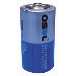 Zinc carbon c r14 1.5v 3200mah r14p