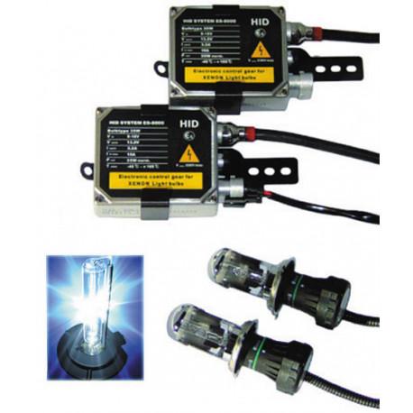 Conversion kit xenon light lighting lights elxenon h1 8000k