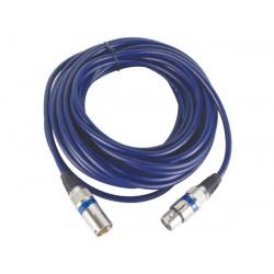 Professional dmx cable 1m