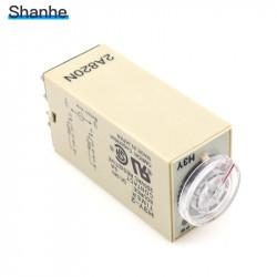 Omron relais 24v 5a h3y-2 timer 1 sec bis 30 sec 230v 240v 2 no / nc in arbeits-oder ruhezeiten