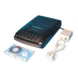 Noleggio di registrazione dei record telefonici analogici comunicazioni telefoniche