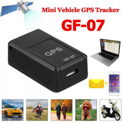 GPS Tracking Device, Konesky Kids Tracking Locator Car Magnetic GPS Tracker Portable Real-Time Positioning Device