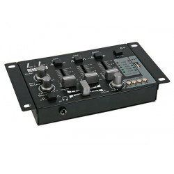 Mixer 2 channels and usb input