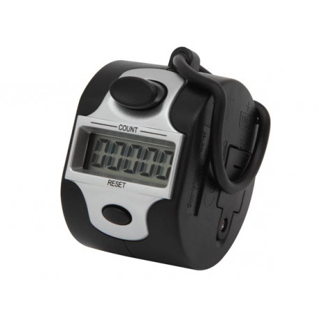 Digital tally counter 5 digits counts from 0 - 99999 accurate attendance  counts, lap counts, golf scores and tallies - Eclats Antivols