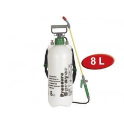 Pulverisateur 8 l pulverisation solvant eau fertilisateur gps08 herbicide pesticide détergent