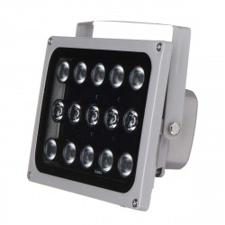Waterproof Infrared Projector IP65 12v 15 LED Illuminator Light Lamp Night Vision CCTV