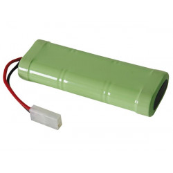 Car rechargeable battery ni mh 7.2v 2000mah remote control toy velleman 6sc2000mc