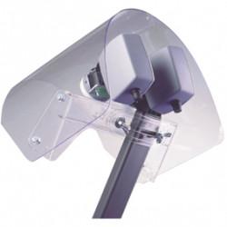 Protective umbrella lnb dish television konig sat-paraprot