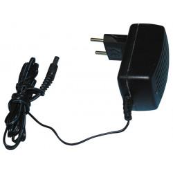Chargeur 220v pour batterie rechargeable arceau parking solaire parkbs reservation emplacement