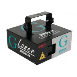 Aurora proyector laser verde 30mw pilotage por el sonido luz ambiante velleman vdl301gl