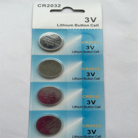 Blister 5 piles bouton lithium kinetic cr2032 3v capacite 230ma alimentation  tension 9b7c9998dccc