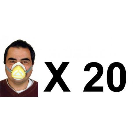 virus maschera