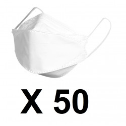 50 Mask KN95 N95 mouth Cotton filtration kf94 Security filter covid-19 coronavirus