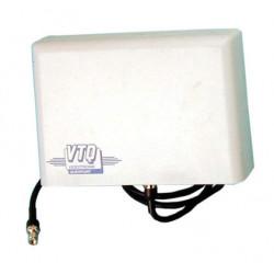 Antena 2,4ghz + cable de transmision video antenas para transmisiones senal de transmision video antenas transmision