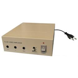 Amplificatore video a 1 uscita sonorizzazione video amplificazione video