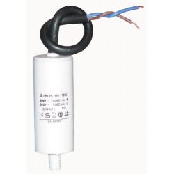 condo condensateur permanent à fils démarrage moteur 1.5MF 1.5µF 450V 5/%