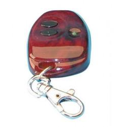 Telecomando miniatura 3 canali 20 50m 433mhz mini telecomando allarme cancelli porte automatiche motorizzazione