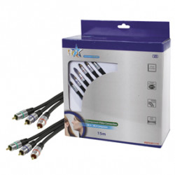 High quality component video cable