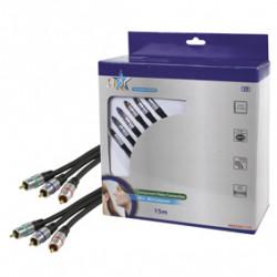 Hqss component video kabel