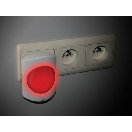 1w 220v pilota di colore chiaro di transizione lampada di illuminazione zlnll di sicurezza per bambini