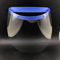 Schutzverstellbare Anti-Tröpfchen-Staubmaske Speichelsichere Vollgesichtsmaske Tröpfchenvirus Winddichter