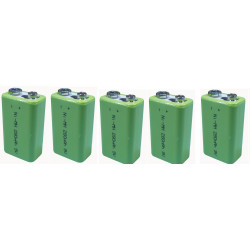5 Rechargeable battery 8.4vdc 200ma rechargeable battery lead calcium battery rechargeable batteries rechargeable