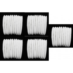 50 cotton filter 3M 5N11 Double gas breathing mask 6200 6800 7502 5N11cn gb 2626-2006 kn95 gb 2690-2009 P1 sg8100