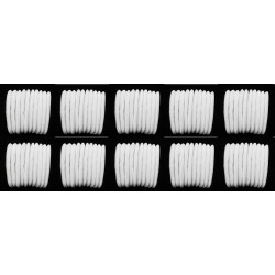 100 cotton filter 3M 5N11 Double gas breathing mask 6200 6800 7502 5N11cn gb 2626-2006 kn95 gb 2690-2009 P1 sg8100