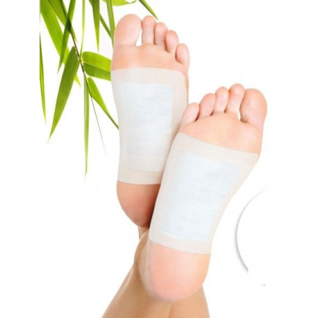 Kinoki detox foot pads patches with adhersive health care with opp bag as  seen on tv - Eclats Antivols