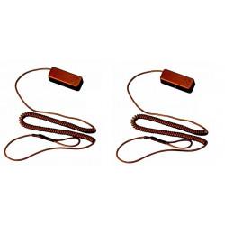 2 X Alarm electronic alarm shoplifting protection system electronic alarm system shoplifting protection system electronic alarm