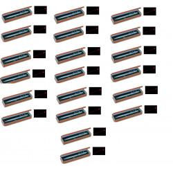 20 Laser kugelschreiber rot elektronische stechuhr holzgehause als geschenk 143.1651 strahl