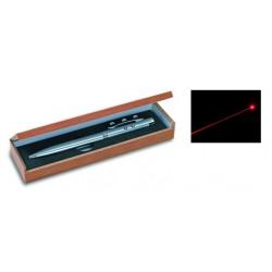 200 Laser kugelschreiber rot elektronische stechuhr holzgehause als geschenk 143.1651 strahl