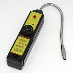 Detector escape de gas halogeno refrigerante freon sf 6 cfc r12 r11 r500 r503 hcfc hfc chloro fluor