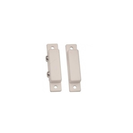 200 Detector surface mounting nc magnetic contact, white alarm detector alarm sensor switches magnetic door sensors white magnet