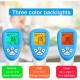 termometro a infrarossi corporeo senza contatto è appositamente progettato per misurare la temperatura corporea