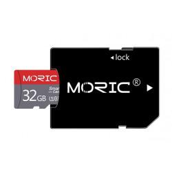 Carte memoire micro sd 32go 32mo class 10 high capacité 32 go 32 mo cmp-tfhc10-32g gb csmsdhc32gb