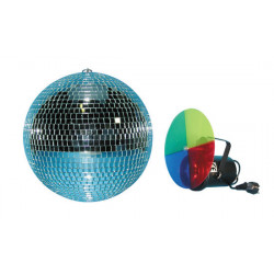 Electric lighting pack disco pack swell with facet b30 mirror ball+ 1 lighting projector pd + 1bulb for projector par36 mirror b