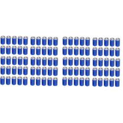 100 x 3.6v 1200mah lithium battery 1/2 aa tl5902 tl5151 tl5101 tl4902 ls14250 14250 ls tl sl750 sl350 lct1200