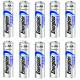 1 AA Energizer pile Lithium L91 3000 mAh 1.5v LR6 Ultimate mignon