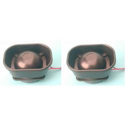 2 Loudspeaker 4 ohm loudspeaker for tlme5, tlm30f electronic self supplied siren loudspeakers electronic self suppl