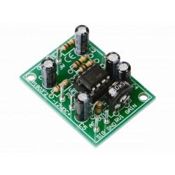 Mono preamplificatore modulo elettronica universale kit velleman k1803 sistema