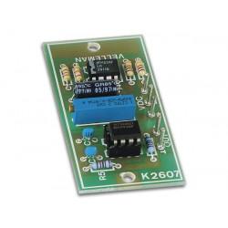 Adaptateur 12 to 15vcc k2607 pour thermometre numérique ou analogique