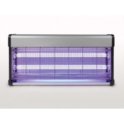 Electric insect killer lamp 2 x 20w 40w 220v mosquito destroyer display freezers fly gik16