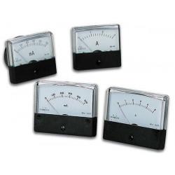 Amperometro analogico di