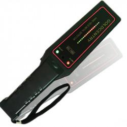 Détecteur de métaux Factice 16 led fouille sécurité gc-1002 gc1002 dm-1800cdg TX-1001C