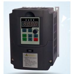 220v 4kw entrada monofásica y 220v 3 fase convertidor de frecuencia de salida / velocidad ajustable / convertidor de frecuencia