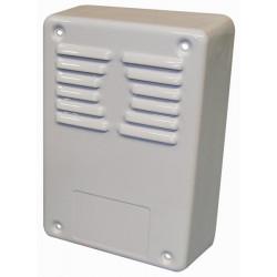 Metal lid for sa115 siren sa115f tlm23 tlm23f metal cover self-powered electronic