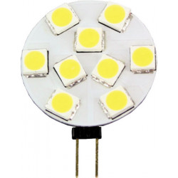 12v led bulb g4 9 smd led white light lamp 25mm socket g4 bulb lamp lighting